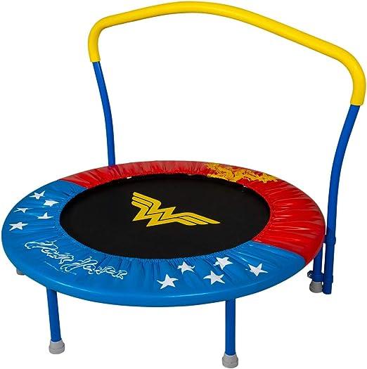 Bounce Pro Wonder Woman Trampoline - The Best Bounce Pro Rebounder Trampoline