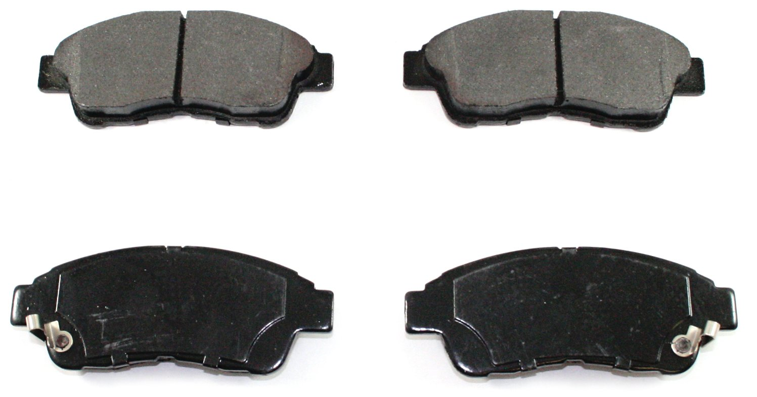 DuraGo BP562 MS Front Semi-Metallic Brake Pad Dura International BP562MS