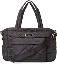 ff879110faa18 Marc by Marc Jacobs Crosby Nylon Quilted Diaper Bag