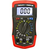 Triplett 1101-B Compact Digital Multimeter, 19 Measurement Ranges
