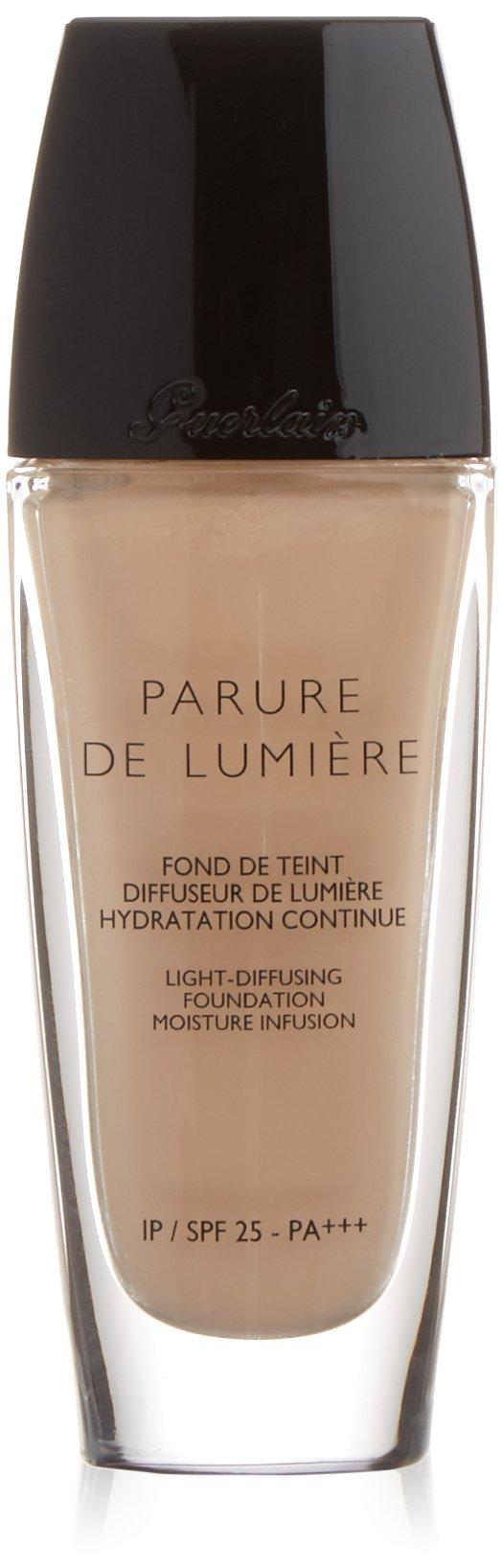 Guerlain Parure De Lumiere Light Diffusing Foundation SPF 25, # 02 Beige Clair, 1 Ounce