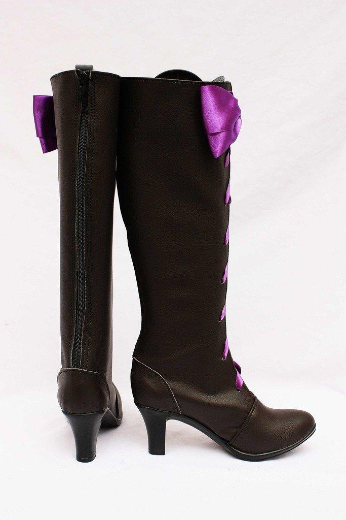 Telacos Black Butler 2 Kuroshitsuji Alois Trancy Cosplay Shoes Boots Custom Made