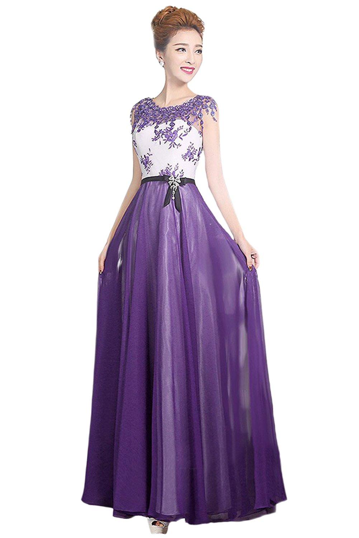 (ウィーン ブライド)Vienna Bride イブニングドレス セレブリティドレス ロングドレス レディース 可愛い 結婚式 花嫁ドレス プリンセス レッド ラウンドネック B06ZXRS191 17W|M M 17W