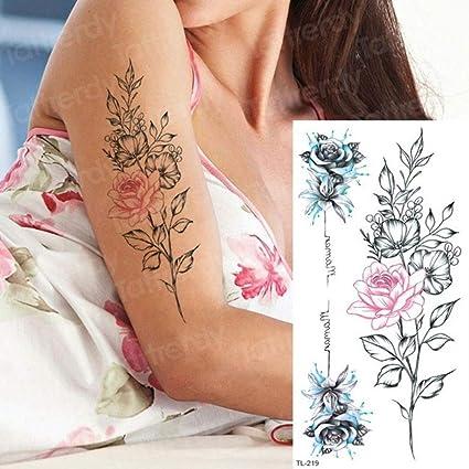 tatuaje de verano mujeres chica bikini tatuajes impermeable ...