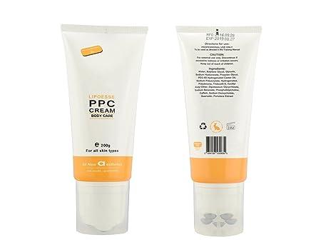 Elitzia LIPOESSE PPC crema para el salón de belleza del cuerpo que adelgaza formando la quema de grasas: Amazon.es: Belleza