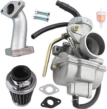 Go Karts and Dirt Bike New PZ20 Carburetor FIT 4 Stroke Under 125CC ATVs