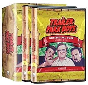 Trailer Park Boys: Dressed All Over: The Complete Collection (Bilingual)
