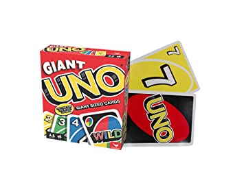 Spin Master Games 6038083 - Giant Uno: Amazon.es: Juguetes y ...
