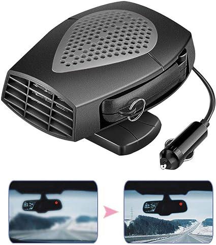 Car Heater Car Electric Heater 12V 200W Car Warm Air-Conditioned Glass Defogging