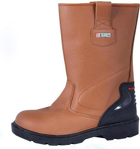 Premium Rigger Boot Tan 07 fq6cFQdg