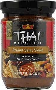 Thai Kitchen | Gluten Free -Sauce-Peanut Satay 8 Ounce