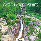 New Hampshire Wild & Scenic 2021 12 x 12 Inch Monthly Square Wall Calendar, USA United States of America Northeast State Nature