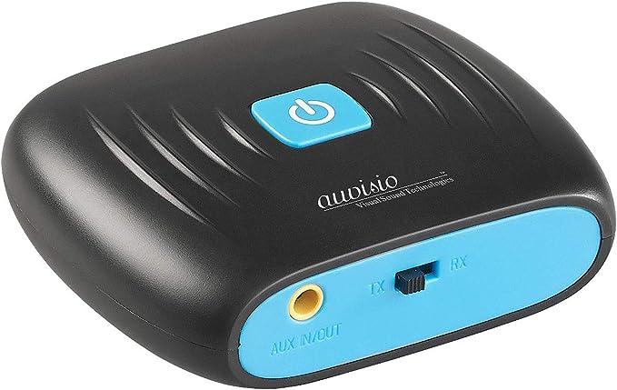 Auvisio Adapter Bluetooth 2in1 Audio Sender Und Elektronik