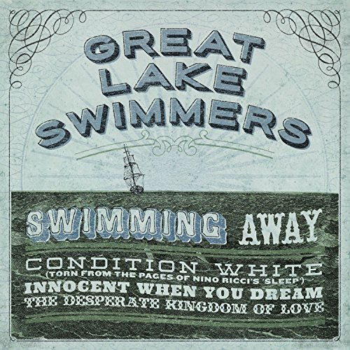 swimming-away