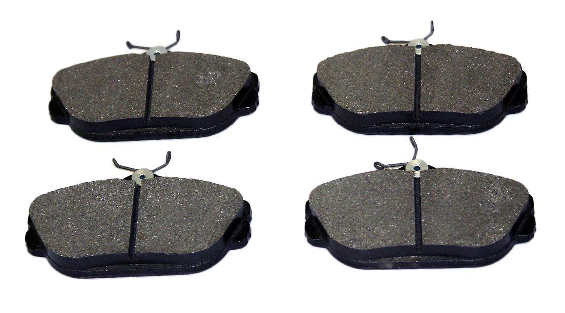 Monroe DX601 Dynamic Premium Brake Pad Set Tenneco