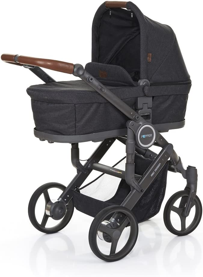 ABC Design 2017 Pepper Pushchair /& Carrycot Space