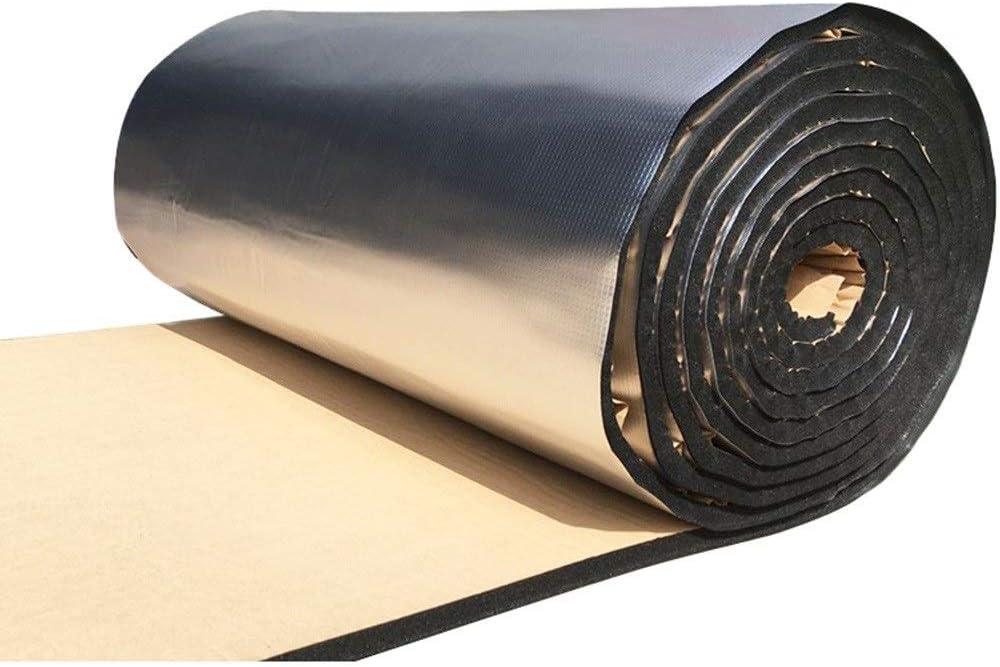 Aislamiento térmico Aislante Algodón, Color Fácil de instalar Interior y exterior Balcón Techo Resistencia a altas temperaturas Aislamiento Algodón (Color : Black): Amazon.es: Instrumentos musicales