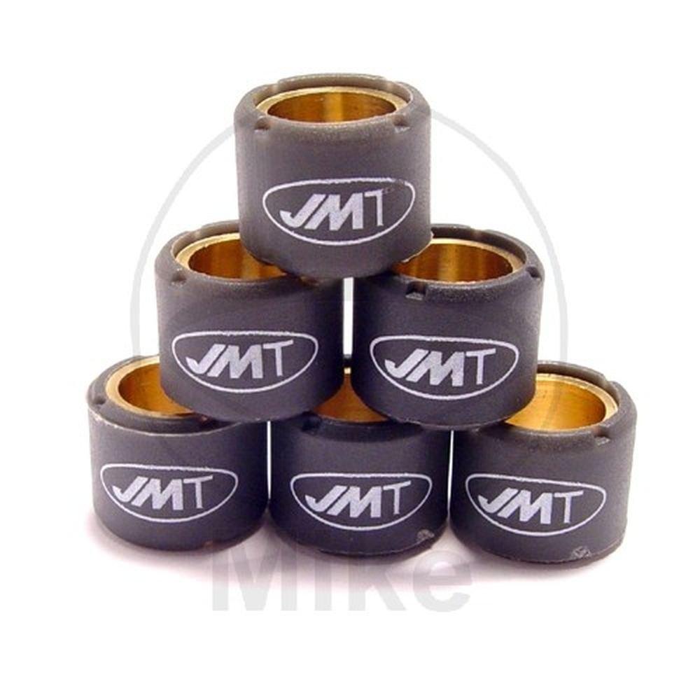 JMT variomatic roller weights 8.5g, 20x17mm 6stk prem 7826308