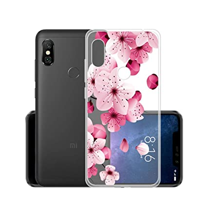 Amazon.com: Wenjie Xiaomi Redmi Note 6 Pro (6,26 pulgadas ...