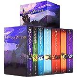 哈利波特 原版书籍 英文正版 全集 Harry Potter 哈里波特 1-7全套英版 jk罗琳