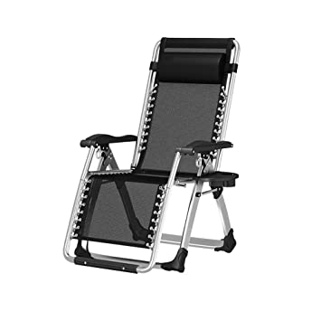 Ch Bascule Pour Longue Inclinable Air Chaise À Pliable Zhihen Balcon NwnO0P8kX