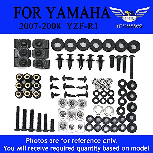 Yamaha R1 Fairings - 7