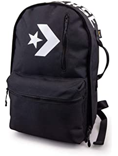 Converse All Star Logo Bookbag Black