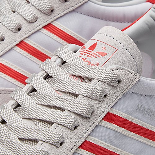 Adidas Uomo In Legno Massiccio Spzl (grigio / Grigio Chiaro / Ray Red / Off Whte) Grigio