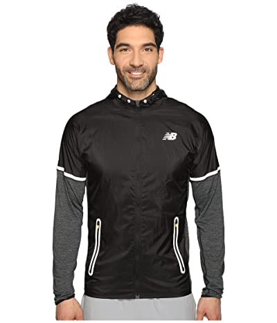 New Balance Men's Performance Merino Hybrid Jacket