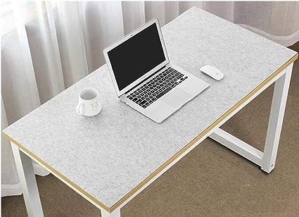 Große Wollfilz Rutschfest Büro Computer Tisch Matte Moderne Laptop Mauspad