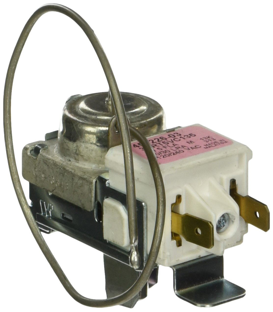 Electrolux 5303300027 Control Tempture