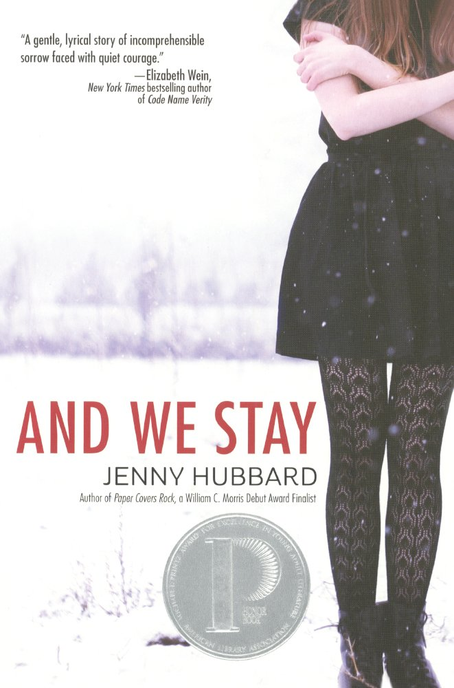 Download And We Stay (Turtleback School & Library Binding Edition) ebook