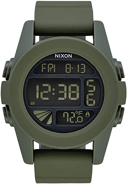 Nixon Unit -Fall 2017- Black/Sand