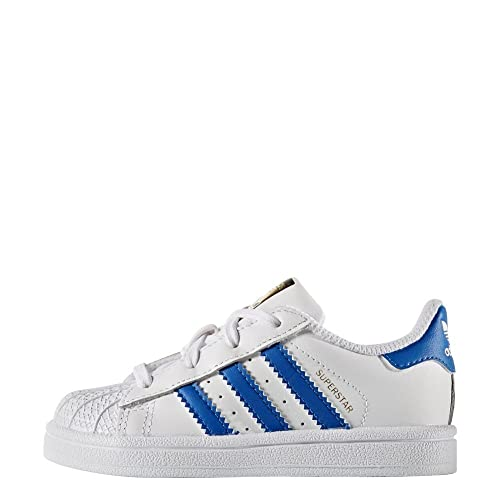 adidas Scarpe Superstar I Bianco Blu Bianco  Amazon.it  Libri 8949a845daa