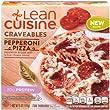 Lean Cuisine Pepperoni Pizza, 6 Ounce -- 8 per case.