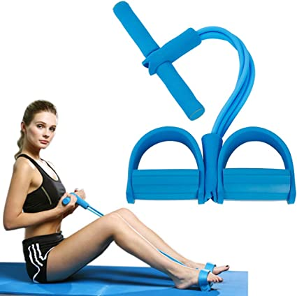 Multifonction Câble De Tension Résistance Exercice Fitness Yoga Exercice pull