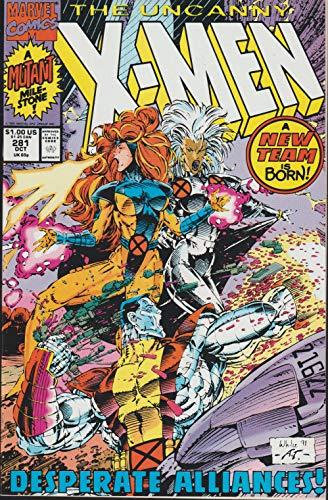 with X-Men Comic Books design