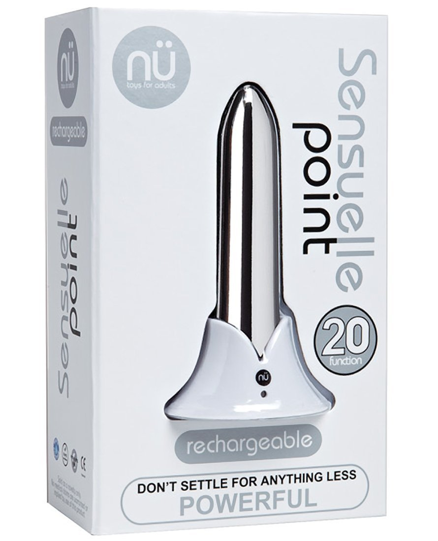 Image result for 20 Function Rechargeable Sensuelle Point Bullet