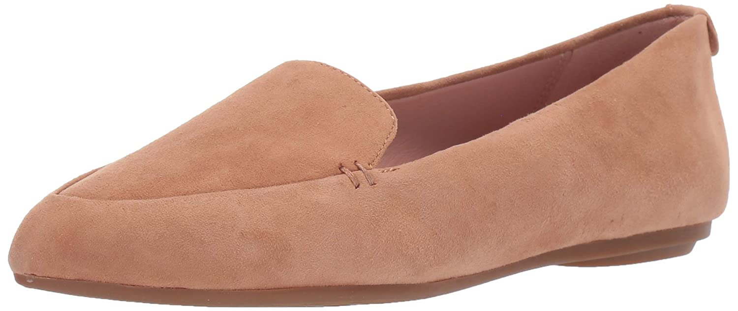 Doe Taryn pink Womens Faye Loafer Flat