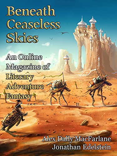 Beneath Ceaseless Skies Issue #208