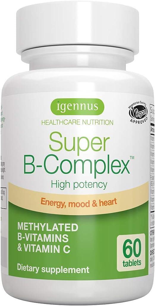Vita BX Ultra 8 B-Vitamine im Vitamin-B-Komplex