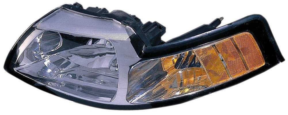 Depo 331-1173R-AS1 Ford Mustang Passenger Side Replacement Headlight Assembly 02-00-331-1173R//L-AS1