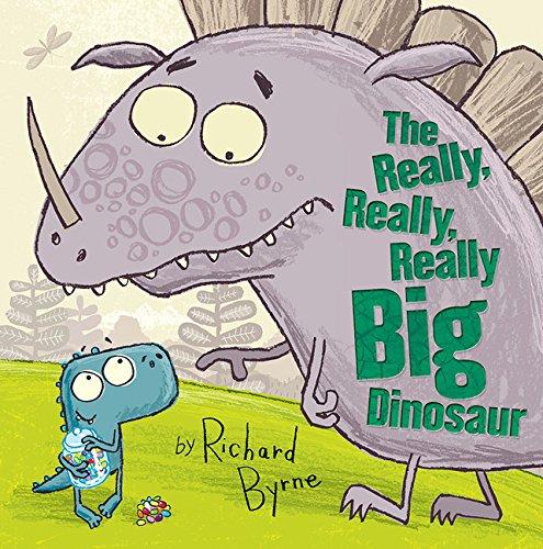 The Really, Really, Really Big Dinosaur ebook