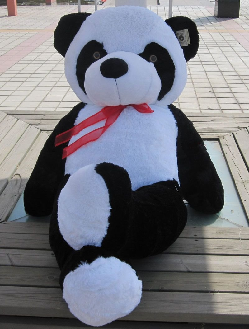 Amazon Com Joyfay Giant Panda Bear Big 3ft Plush Toy Cuddly And