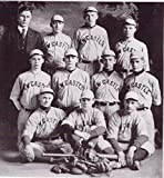 1920 Photograph Varsity Baseball Team from New Castle, Indiana
