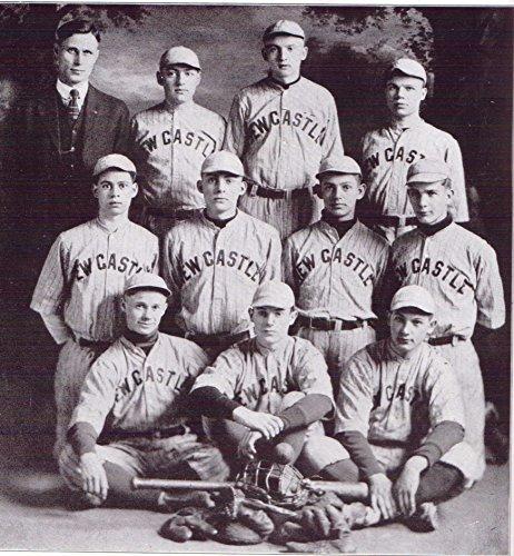 1920 Photograph Varsity Baseball Team from New Castle, ()