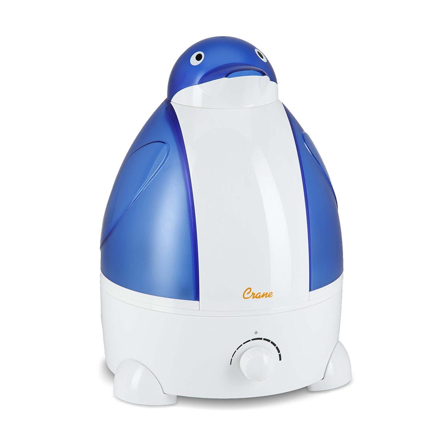 Crane USA Cool Mist Humidifiers for Kids, Penguin