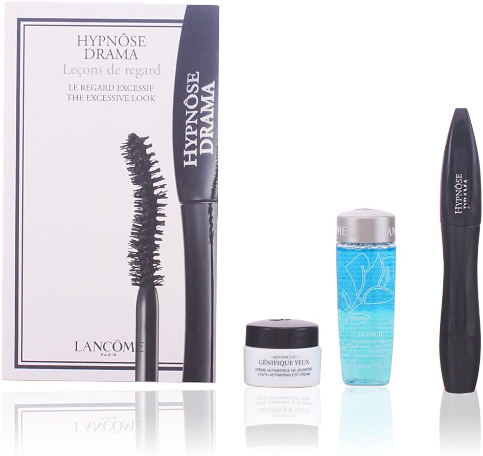 Lancôme Máscara de Pestañas Excessive Black + Serum Ojo Advanced ...