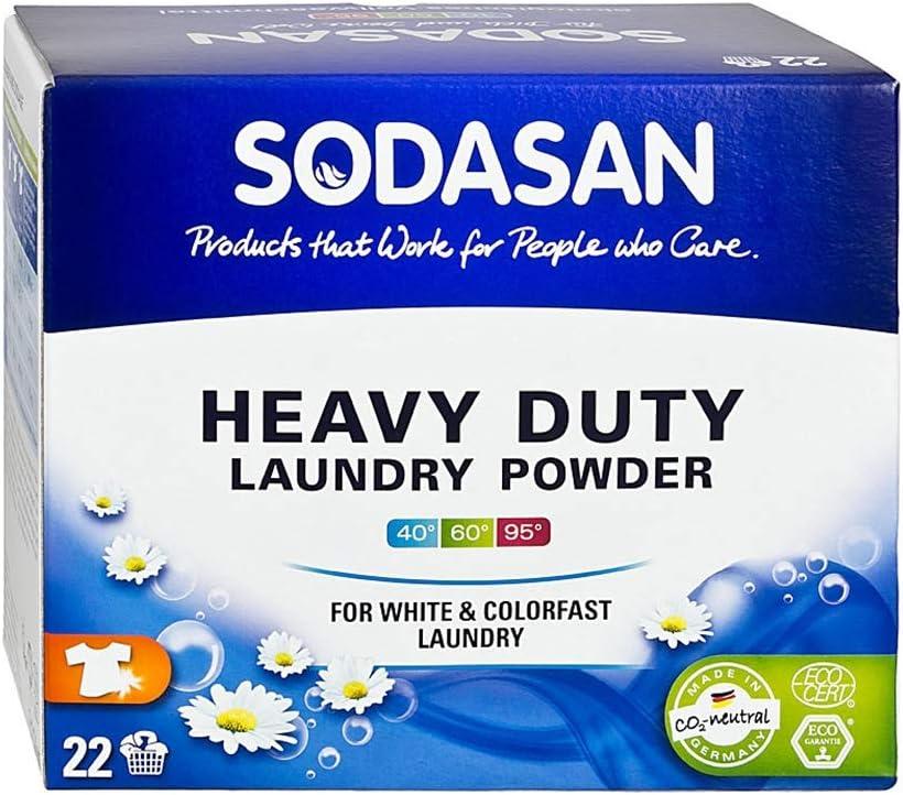 Sodasan Heavy Duty Laundry Powder