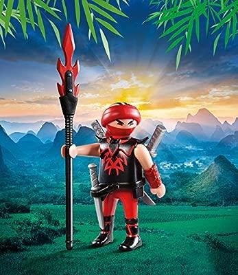Playmobil Playmofriends- Ninja Muñecos y Figuras, Multicolor, 3,5 x 16 x 12 cm (Playmobil 9335)